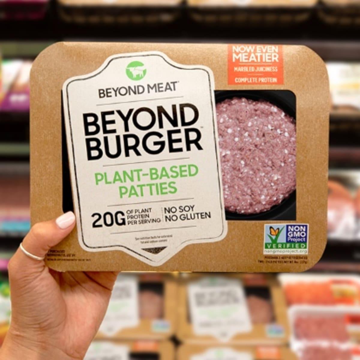 Beyond Meat - продавать