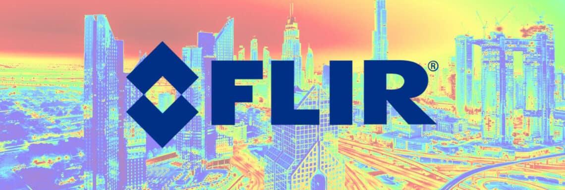 FLIR - успехи в инфракрасном диапазоне
