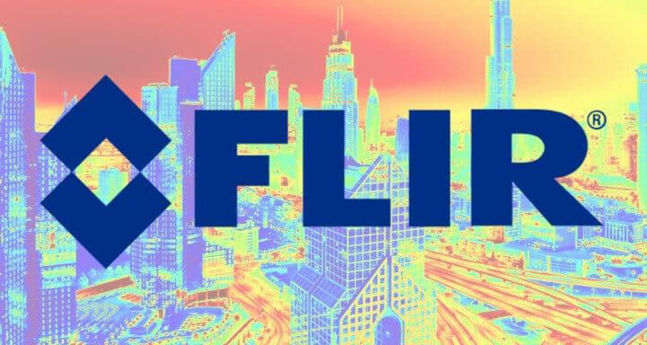 FLIR – успехи в инфракрасном диапазоне